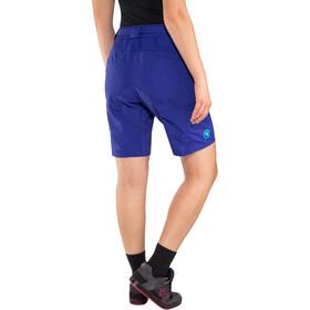 Endura Hummvee II Shorts Women cobalt blue